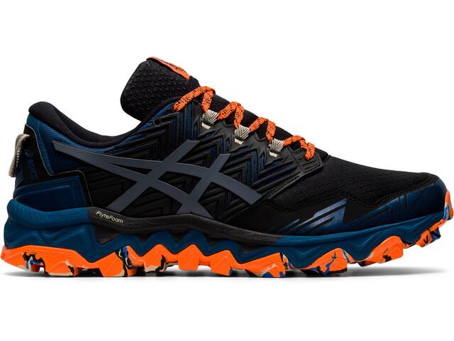 asics Gel-Fujitrabuco 8 Schoenen Heren, directoire blue/black